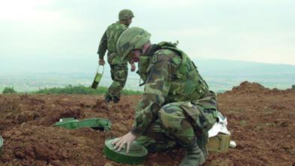 الجيش الجزائري يدمَر مليون لغم موروث عن الاستعمار
