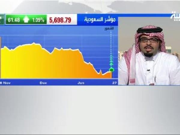مكاسب تعم أسواق الخليج ومؤشر السعودية يلامس 5700 نقطة