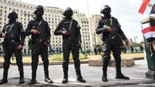 Court upholds jail terms for five Egypt activists