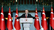 Erdogan eyes new constitution, powerful presidency