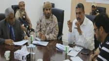 بحاح يؤكد على ضم رجال المقاومة للأمن والجيش