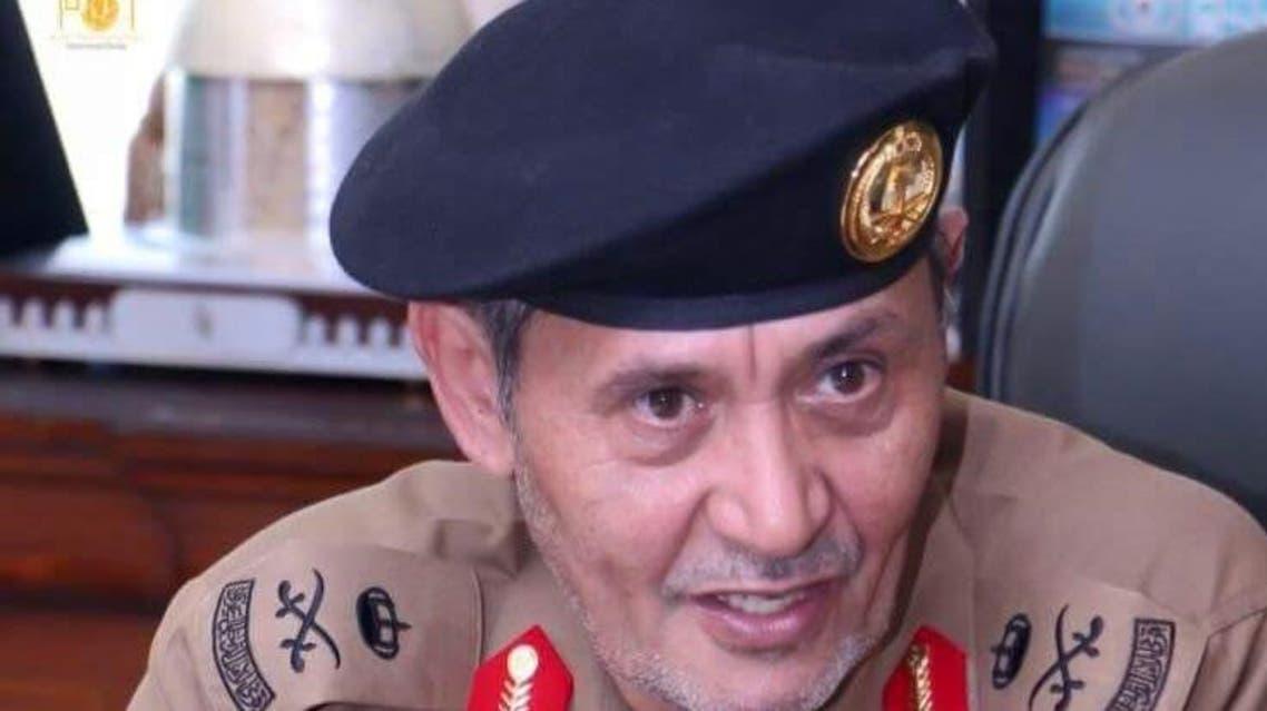 مدير شرطة منطقة جازان اللواء ناصر الدويسي