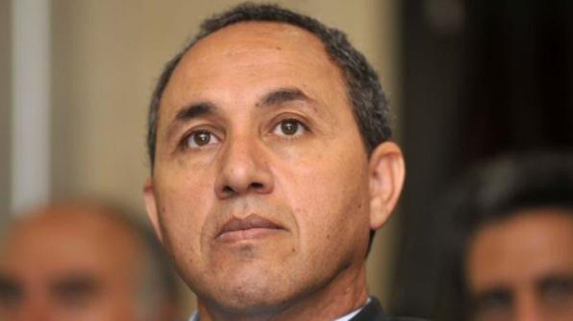 عز الدين ميهوبي وزير الثقافة الجزائري