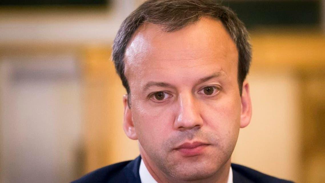 Arkady Dvorkovich (AP)