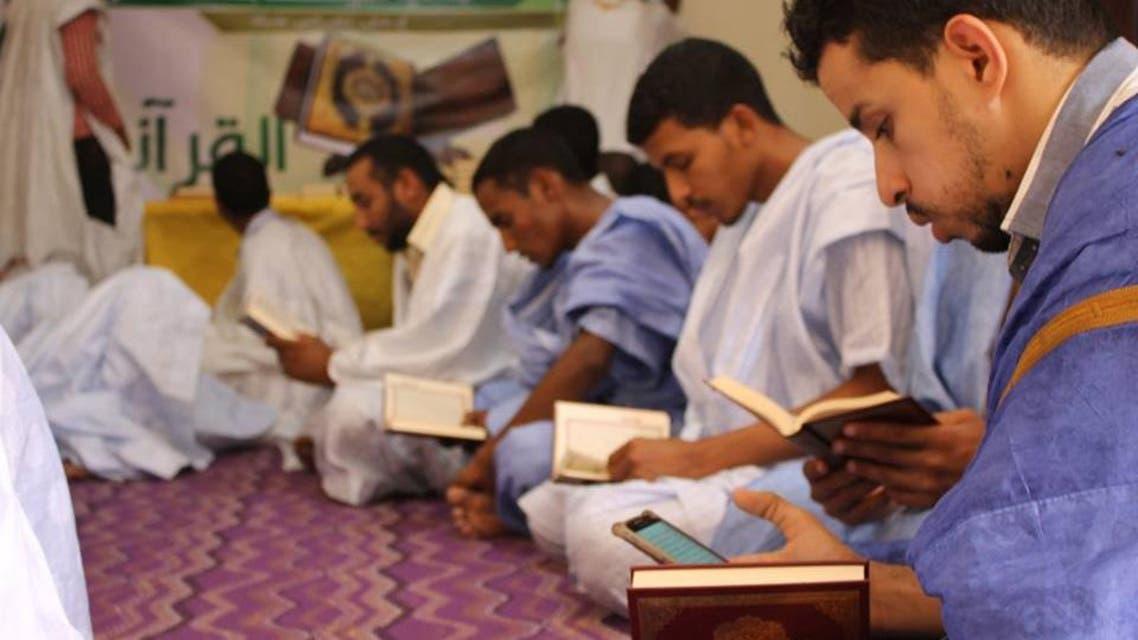 طلاب المعاهد الدينية في موريتانيا