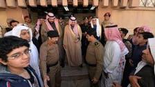 شہداء کی تعزیت، زخمیوں کی عیادت کیلئے سعودی ولی عہد کی الاحسا آمد