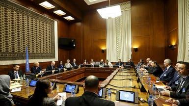 النظام السوري: مستعدون للتفاوض دون شروط