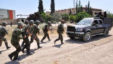Merging to build fighting force, Syrian rebels say
