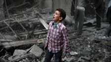 'شام: روس کی فضائی مہم کے دوران 1400 شہری ہلاک'