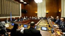 Syrian opposition arrives in Geneva for peace talks