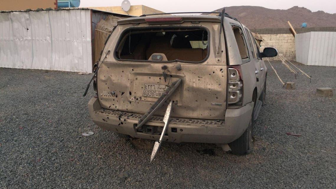 نجران.. استشهاد طفل وإصابة ٩ من عائلته بقذيفة حوثية