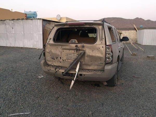 استشهاد 4 مواطنين سعوديين في نجران بقذائف من اليمن