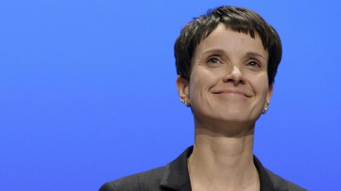 Frauke Petry (Reuters)