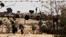 Roadside bomb in Egypt's Sinai kills 2 soldiers, wounds 2