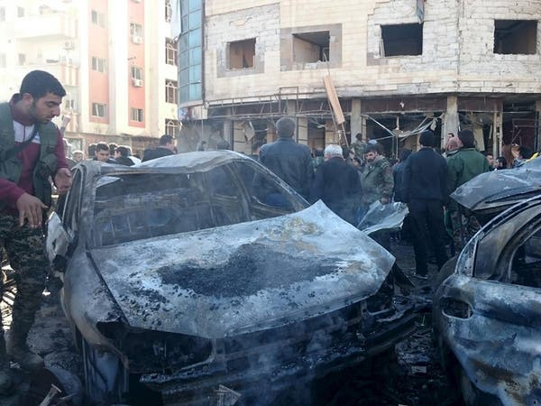 ارتفاع حصيلة تفجيرات السيدة زينب بدمشق إلى 120 قتيلا