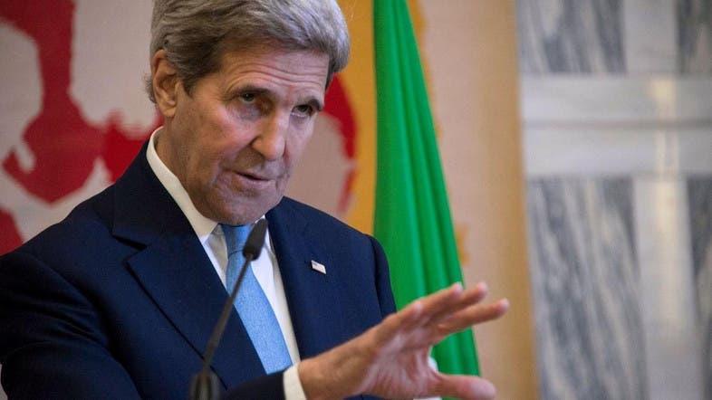 John Kerry slams ISIS branding them 'apostates' - Al Arabiya English