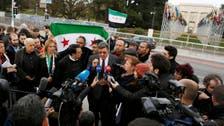 المعارضة السورية: قرار المشاركة في جنيف لم يحسم بعد