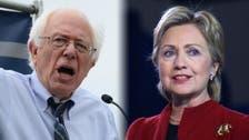 Hillary Clinton barely beats Bernie Sanders in Iowa