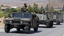 Lebanese army kill 2, arrests 27 militants in border town