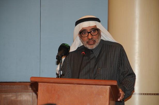 الدكتور عبدالله بن حسن العبدالقادر رئيس لجنة جائزة الشفافية