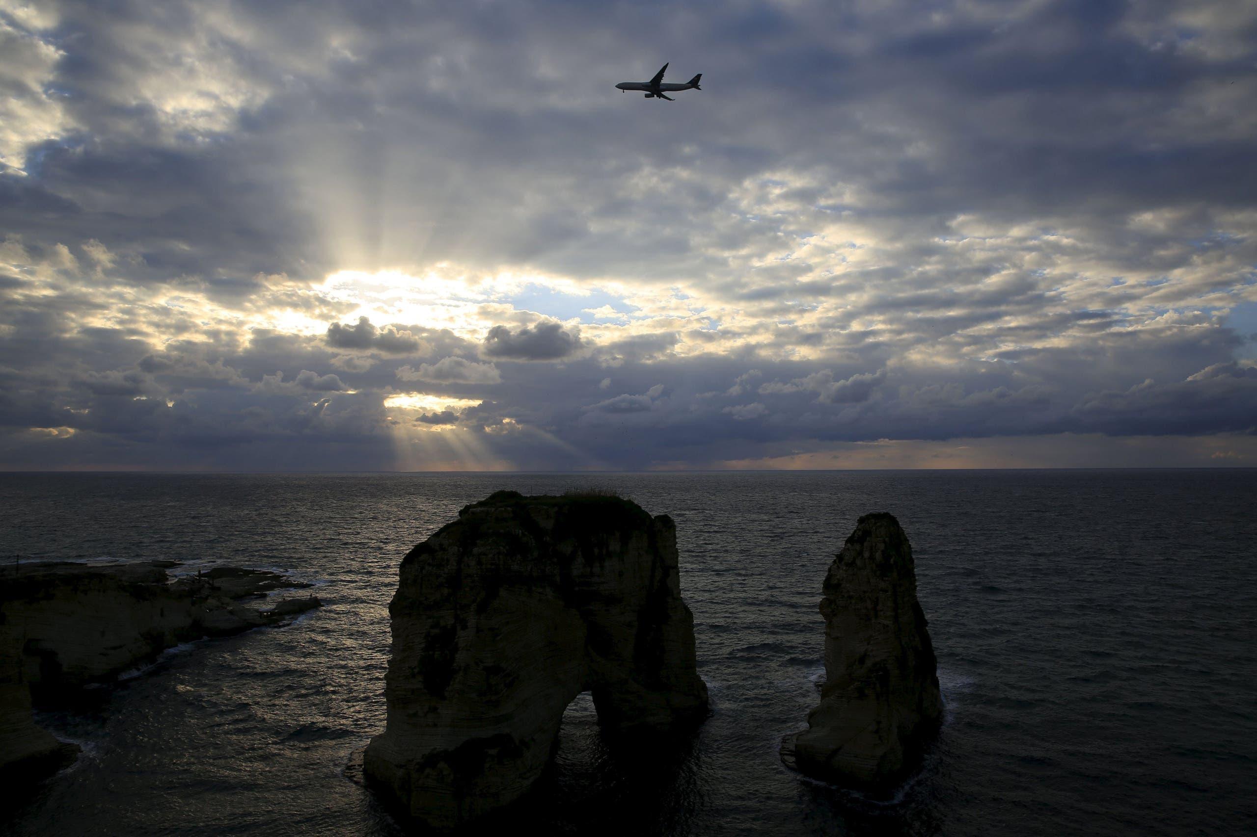 Sunsets around the Arab world