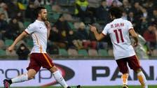 Egypt's Salah breaks goal drought to help Roma win 2-0
