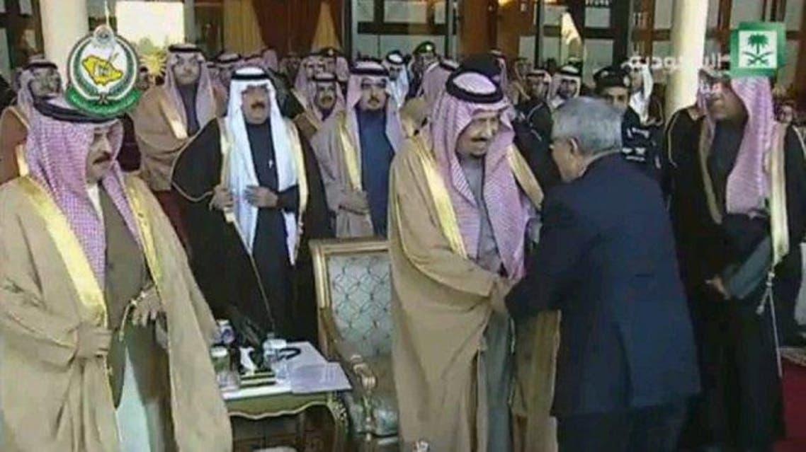 العاهل السعودي الجنادرية