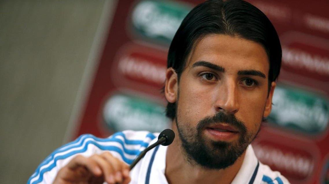 Sami Khedira, Juventus (reuters)