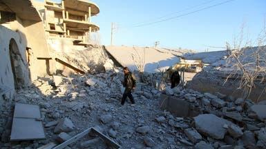 سوريا.. غارات روسية جديدة على ريف حلب الشمالي