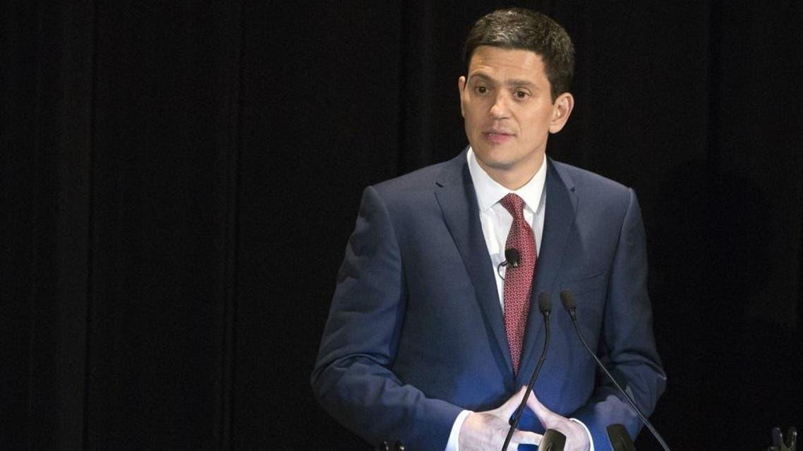 David Miliband (Reuters)