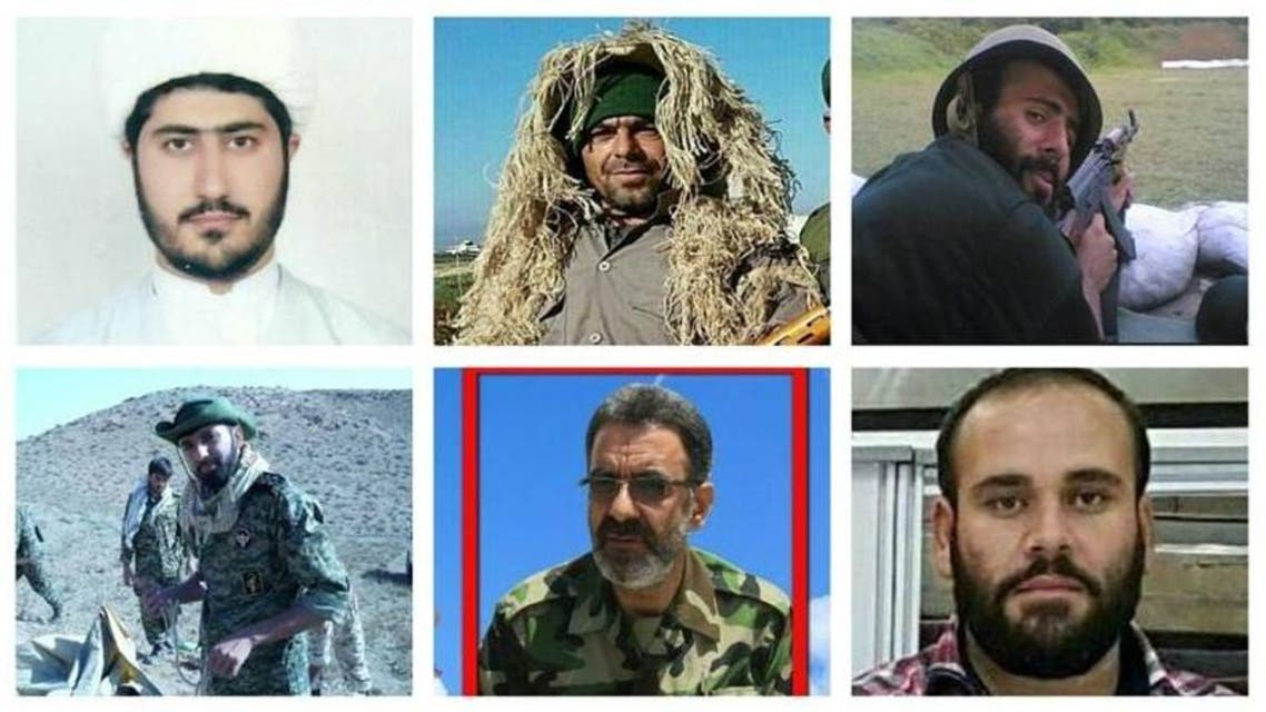 """مصرع 11 إيرانيا في حلب """"مقبرة الحرس الثوري"""""""