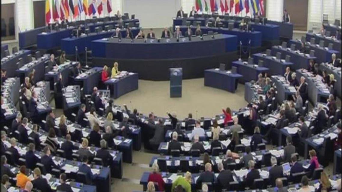 THUMBNAIL_ الاتحاد الاوروبي يدعو لتحالف دولي لضرب داعش في ليبيا