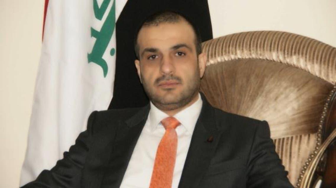 النائب في البرلمان العراقي محمد الكربولي 3