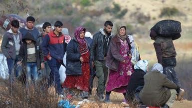 نزوح بالآلاف من شرق حلب إلى غربها