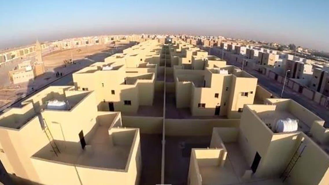 مساكن - السعودية - إسكان - مشاريع