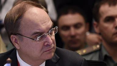 سفير روسيا في أميركا يدعو لاستئناف الاتصالات العسكرية