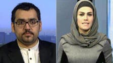 ایرانی ٹی وی کا اعلی افسر خاتون نیوز کاسٹر پر فریفتہ ہو گیا