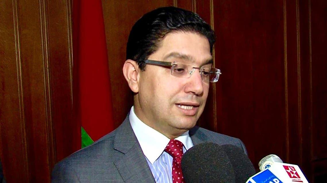 ناصر بوريطة الوزير المنتدب الجديد في الخارجية المغربية
