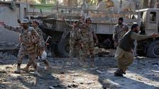 کوئٹہ میں  FC کی گاڑی کے قریب دھماکا خودکش