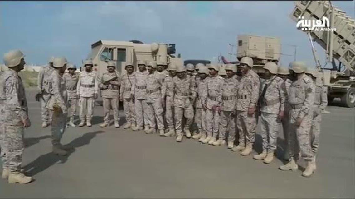 سعودی عرب،امریکا،فوج