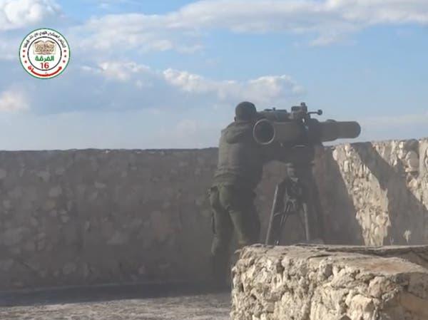 بالفيديو..انفجار آلية لميليشيا إيران وحزب الله بريف حلب