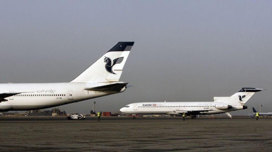 Iran Air, Tehran (AP)