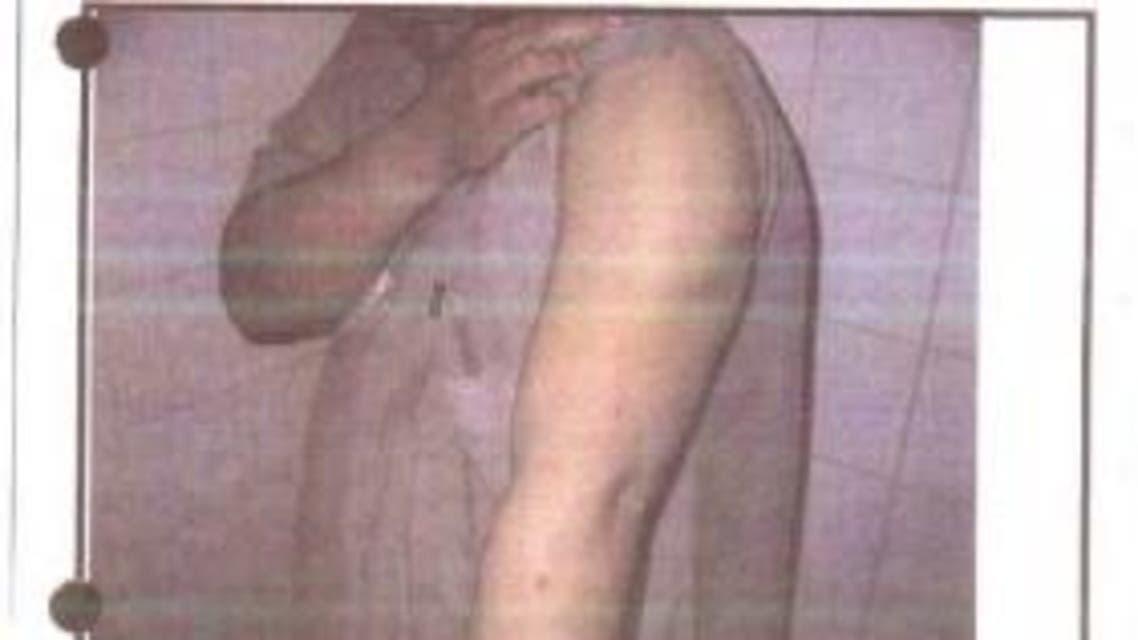 صورة لـ تعذيب نشرها البنتاغون