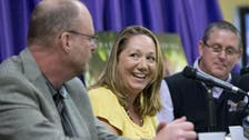 Widow of slain American missionary headed back to Africa