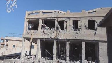 سوريا.. غارات على حوران وأزمة إنسانية تلوح في الأفق