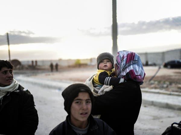 مسؤول أوروبي يطالب تركيا باستقبال لاجئي حلب