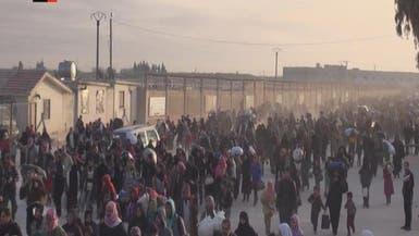 حلب.. أكبر موجة نزوح منذ 2011