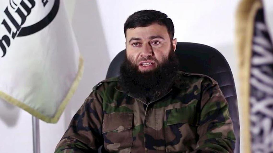 عصام بويضاني - قائد جيش الإسلام الجديد