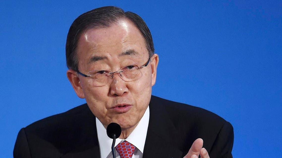 ban ki-moon Reuters