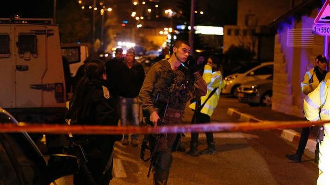Since October 1, 165 Palestinians, 26 Israelis, an American and an Eritrean have been killed in a wave of violence in the West Bank and Israel (AFP)